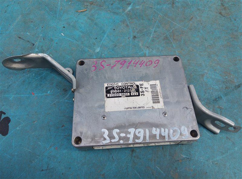 Блок efi Toyota Caldina ST210 3S-FE (б/у)