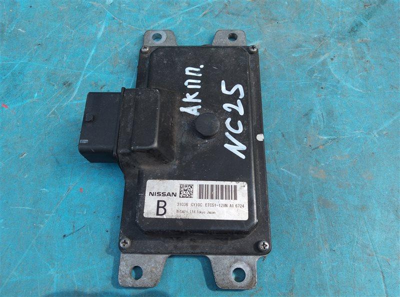 Блок переключения кпп Nissan Serena NC25 MR20DE (б/у)