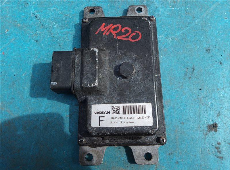 Блок переключения кпп Nissan Lafesta NB30 MR20DE (б/у)