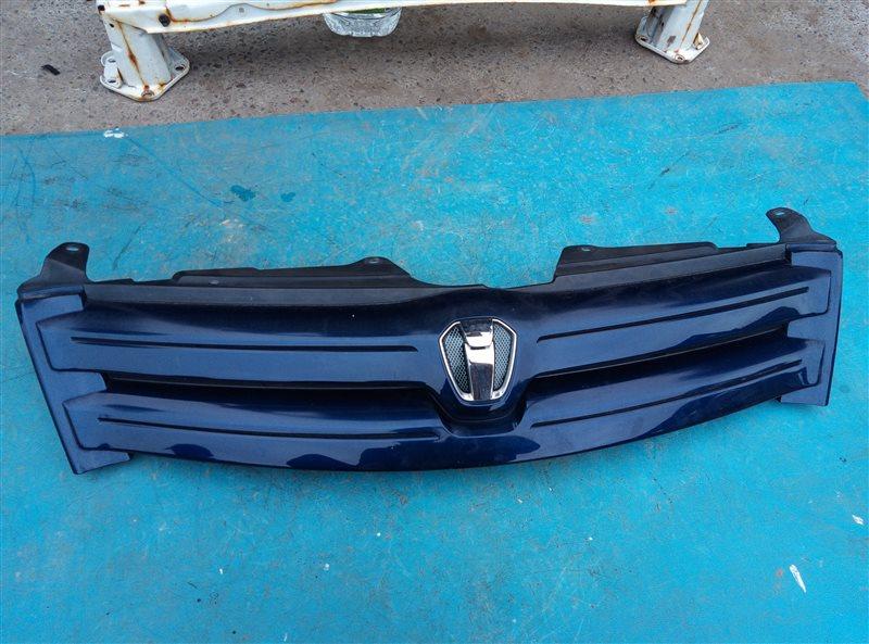 Решетка радиатора Toyota Ist NCP61 1NZ-FE (б/у)