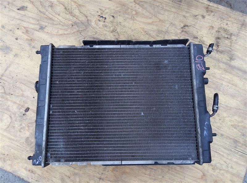 Радиатор основной Nissan Cube Z10 CG13DE (б/у)