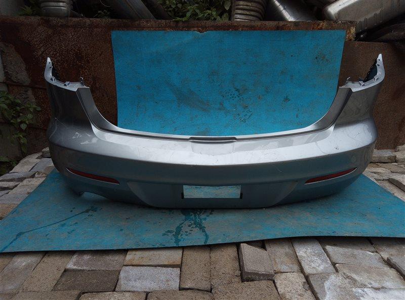 Бампер Mazda Axela BLEAP LF-VE задний (б/у)