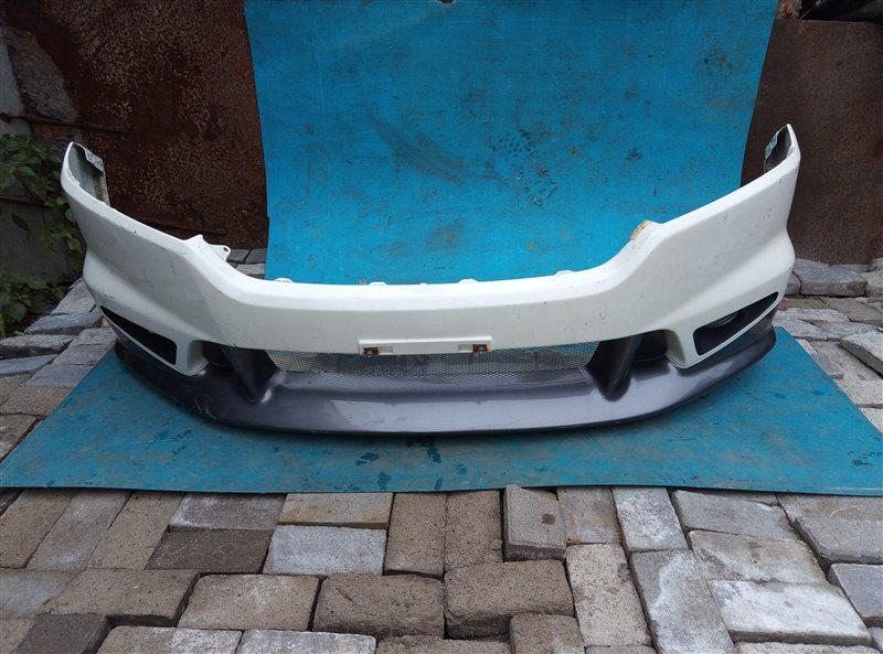 Бампер Honda Stream RN6 R18A передний (б/у)