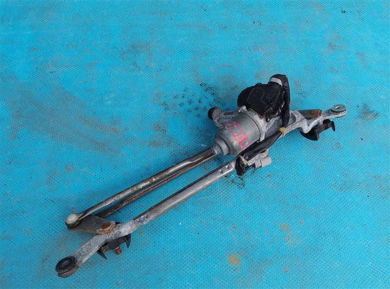 Мотор дворников Toyota Allion ZRT260 2ZR-FE передний (б/у)