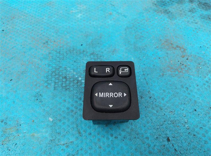 Блок управления зеркалами Toyota Vitz NSP135 1NR-FE (б/у)