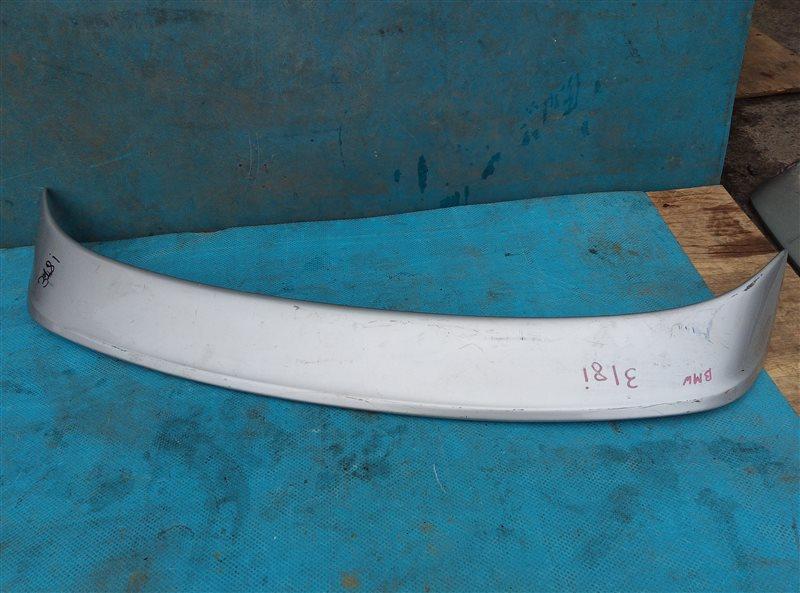 Спойлер Bmw 318I E46 N46B20 (б/у)