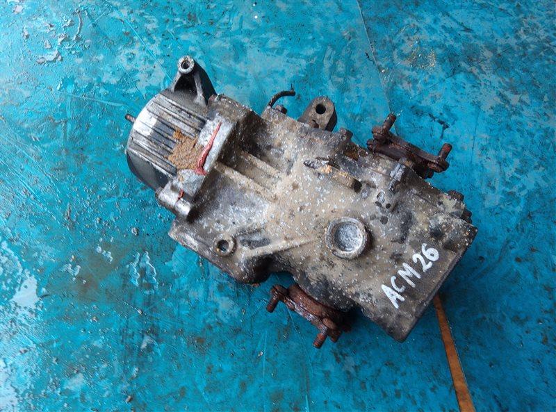 Редуктор Toyota Ipsum ACM26 2AZ-FE задний (б/у)