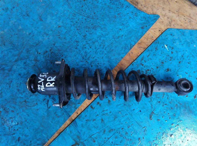 Стойка Toyota Vista Ardeo AZV50 1AZ-FSE задняя правая (б/у)
