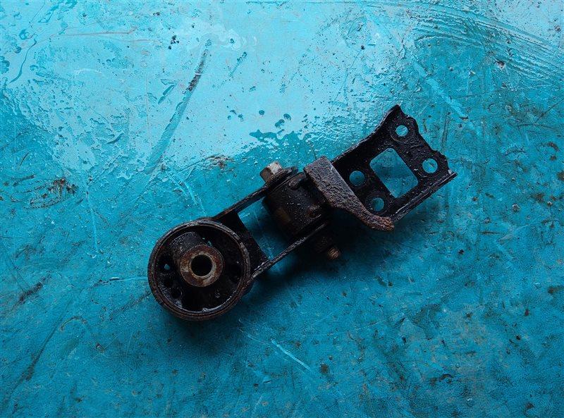 Подушка двигателя Toyota Vitz NSP135 1NR-FE задняя (б/у)