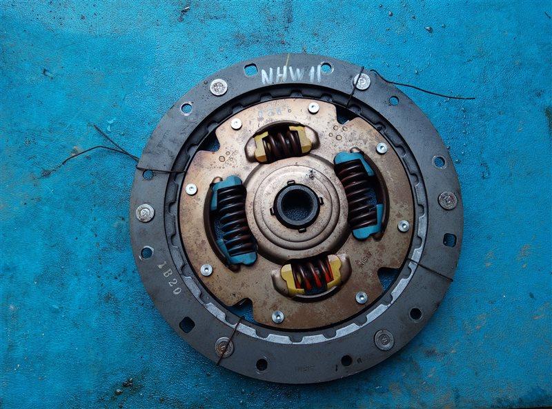 Диск сцепления Toyota Prius NHW11 1NZ-FXE (б/у)