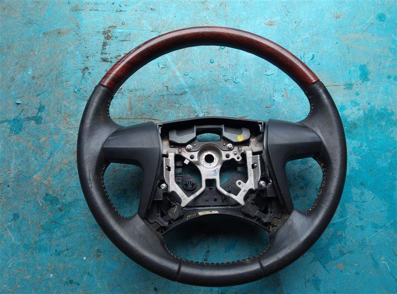 Руль Toyota Allion ZRT260 2ZR-FE (б/у)