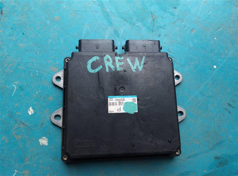 Блок efi Mazda Premacy CREW LF (б/у)