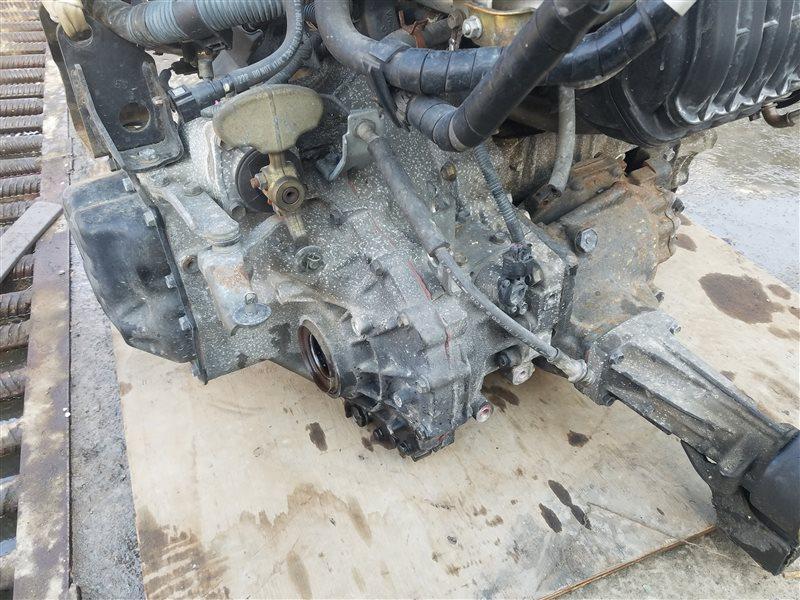 Мкпп Toyota Rav4 ACA21 1AZ-FSE (б/у)