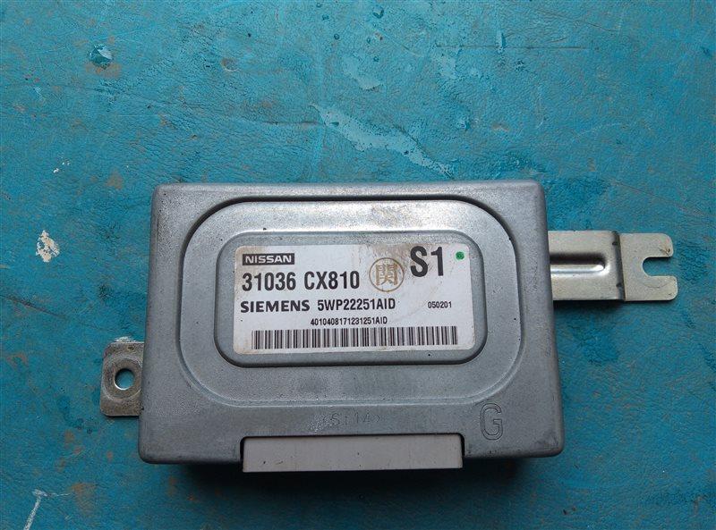 Блок переключения кпп Nissan Serena TNC24 QR20DE (б/у)