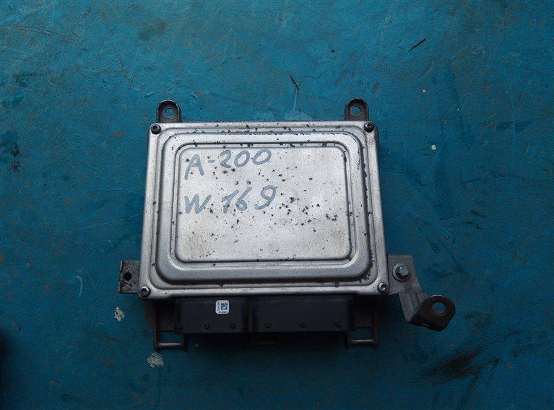 Блок efi Mercedes A200 W169 266.960 (б/у)