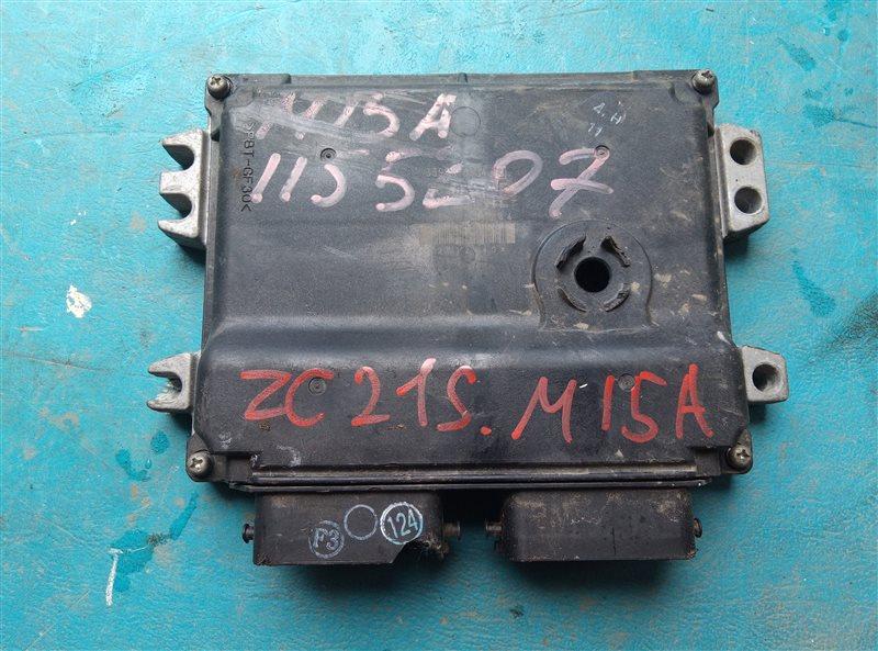 Блок efi Suzuki Swift ZC21S M15A (б/у)