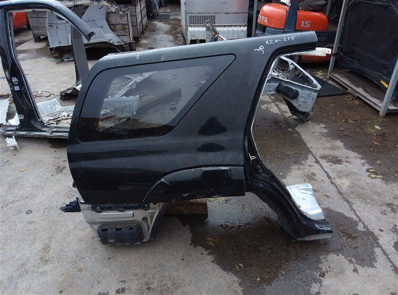 Крыло Toyota Hilux Surf RZN215 3RZ-FE 10.2003 заднее правое (б/у)