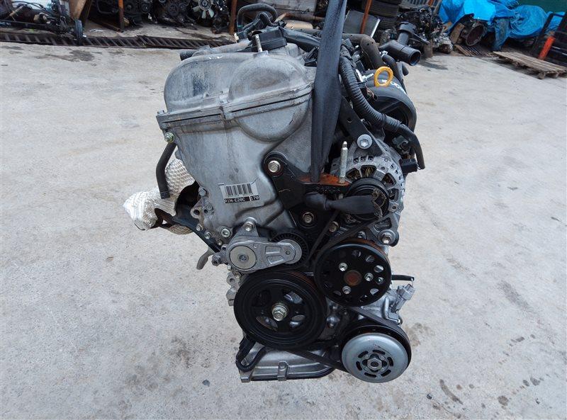 Двигатель Toyota Corolla Fielder NZE161 1NZ-FE 06.2014 (б/у)