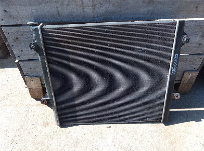 Радиатор основной Toyota Hilux Surf TRN215 2TR-FE 11.2006 (б/у)