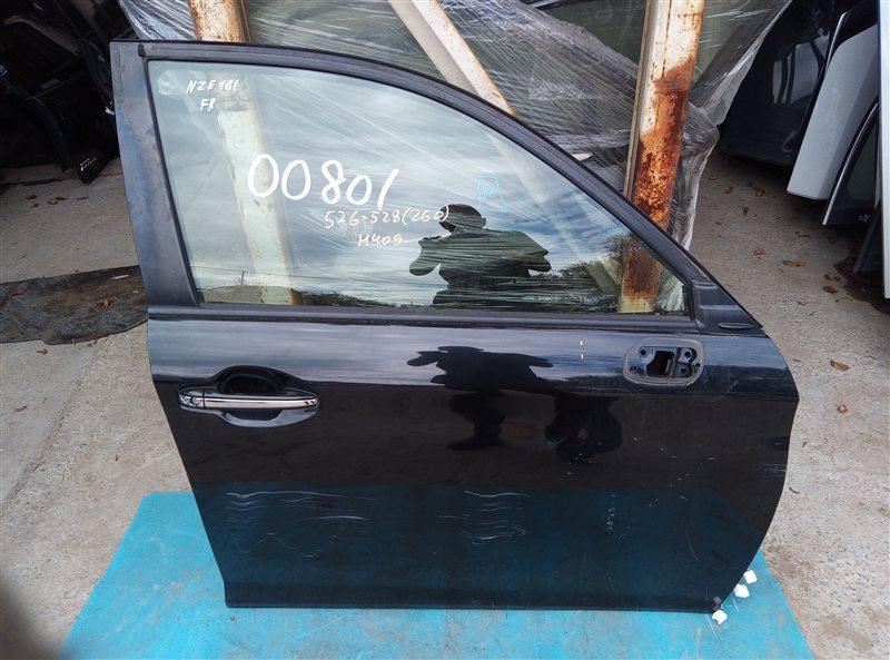 Дверь Toyota Corolla Fielder NZE161 1NZ-FE 06.2014 передняя правая (б/у)
