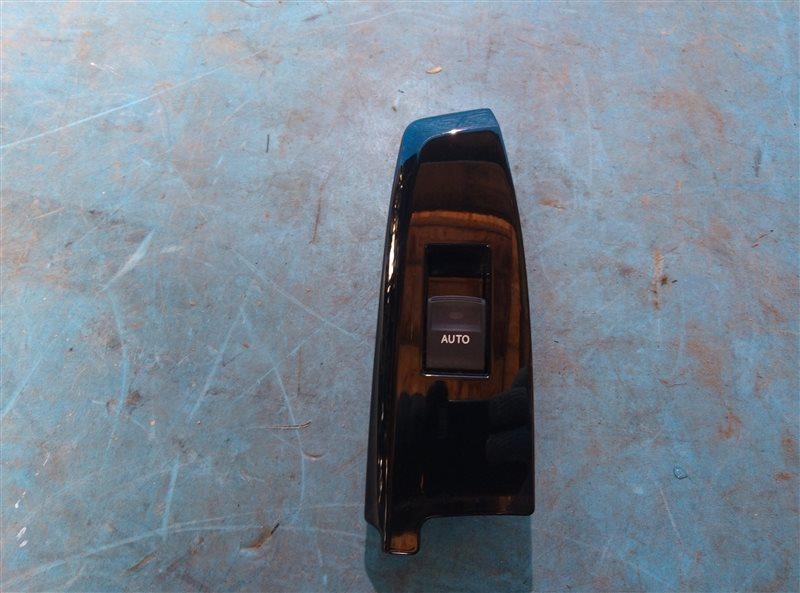 Блок управления стеклоподъемниками Toyota Corolla Fielder NZE161 1NZ-FE 06.2014 задний правый (б/у)