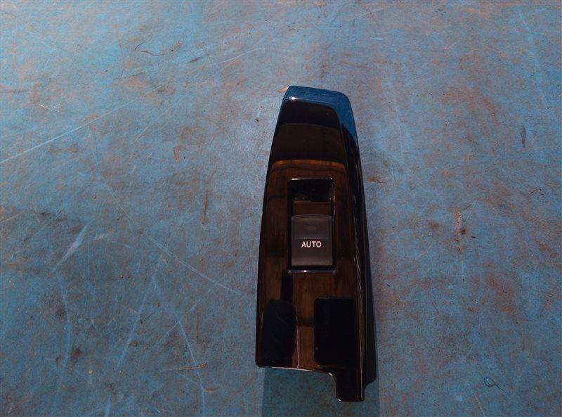 Блок управления стеклоподъемниками Toyota Corolla Fielder NZE161 1NZ-FE 06.2014 задний левый (б/у)