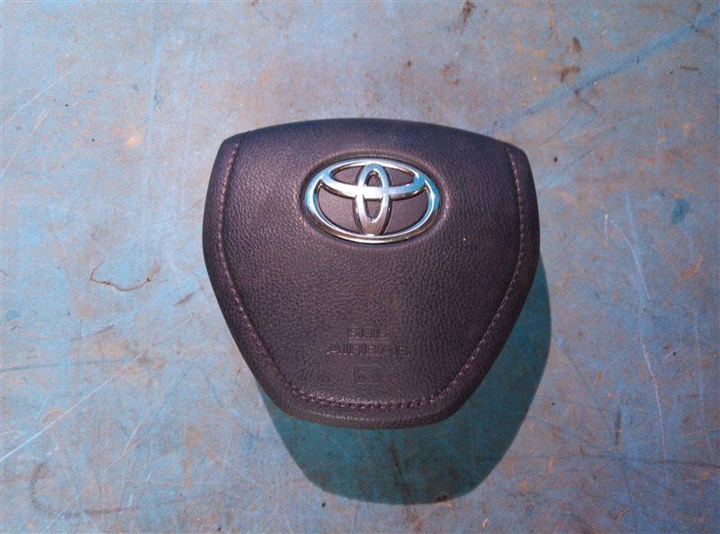 Airbag водительский Toyota Corolla Fielder NZE161 1NZ-FE 06.2014 (б/у)