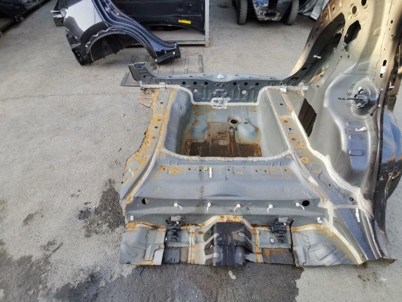 Тазик железный Honda Vezel RU3 LEB 2014 (б/у)
