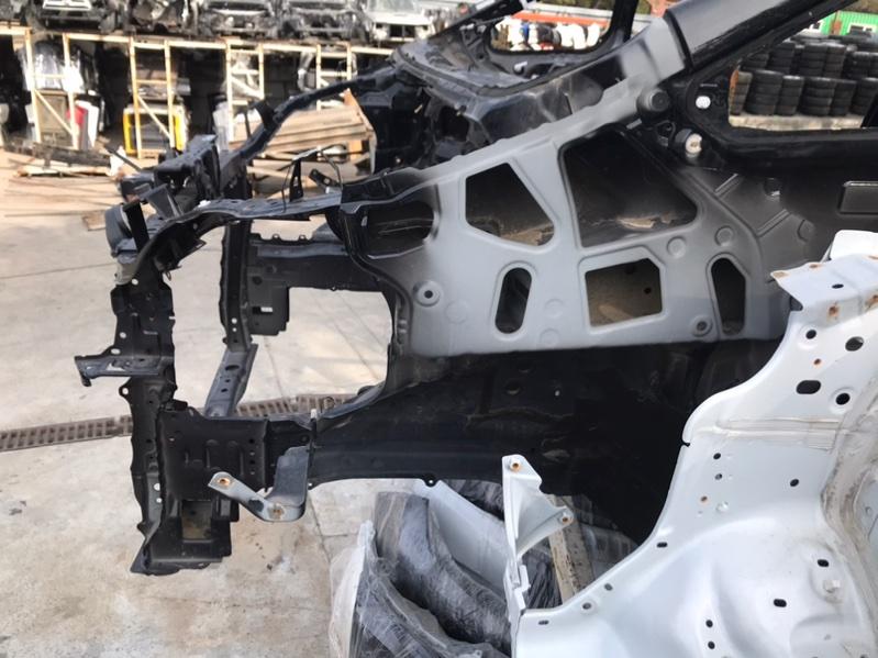 Лонжерон Toyota Vellfire AGH30 2AR-FE 02.2015 передний левый (б/у)