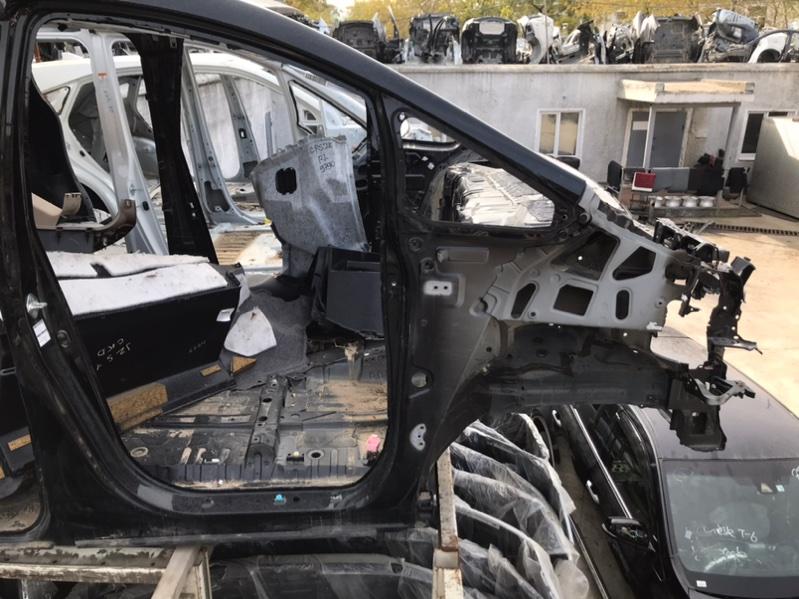 Лонжерон Toyota Vellfire AGH30 2AR-FE 02.2015 передний правый (б/у)