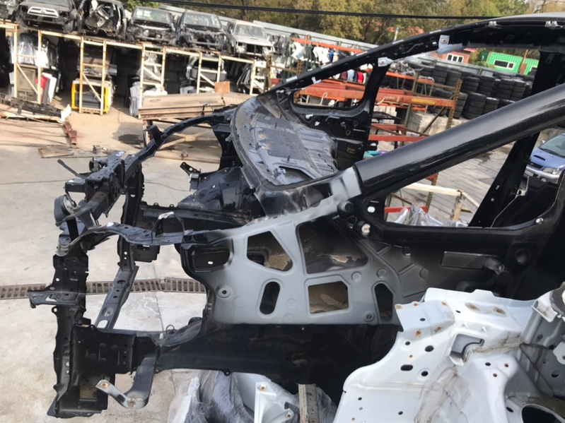 Стойка кузова Toyota Vellfire AGH30 2AR-FE 02.2015 передняя левая (б/у)