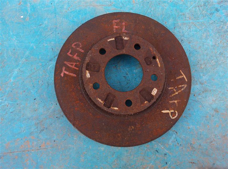 Тормозной диск Mazda Millenia TAFP KF-ZE передний левый (б/у)