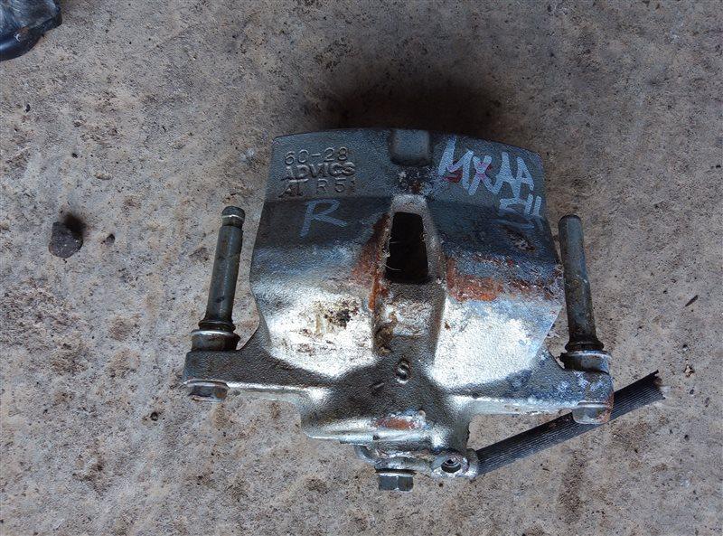 Суппорт Toyota Rav4 MXAA54 M20A-FKS передний правый (б/у)