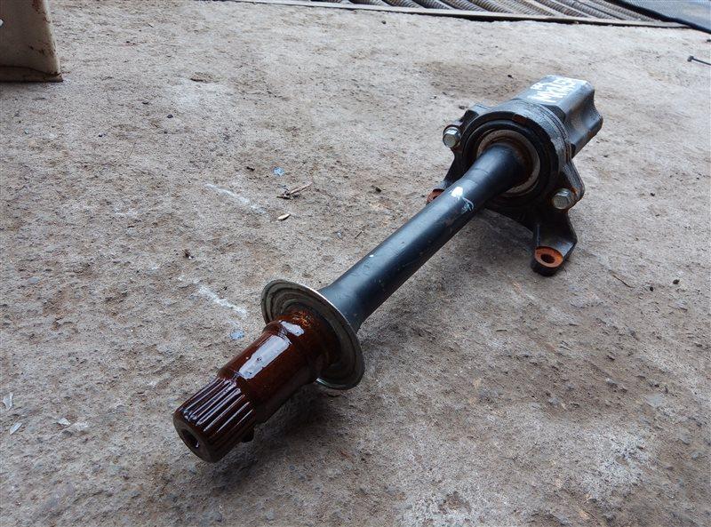 Привод Toyota Rav4 MXAA54 M20A-FKS передний правый (б/у)