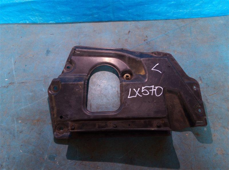 Уплотнитель крыла Lexus Lx570 URJ201 3UR-FE передний левый (б/у)