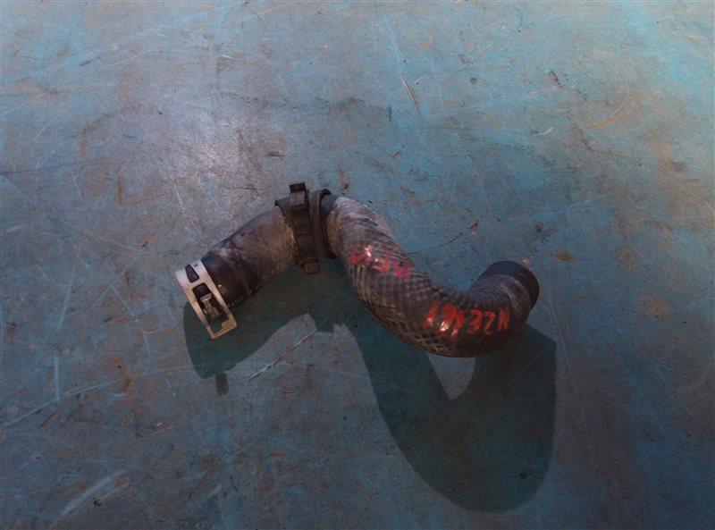 Патрубок радиатора Toyota Corolla Fielder NZE161 1NZ-FE 06.2014 верхний (б/у)