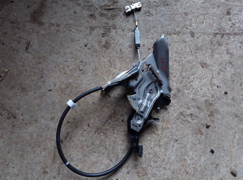 Педаль ручника Toyota Harrier ZSU65 3ZR-FAE 11.2014 (б/у)