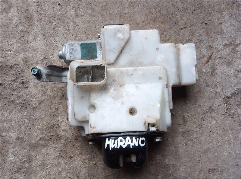 Замок 5-й двери Nissan Murano PNZ51 VQ35DE (б/у)