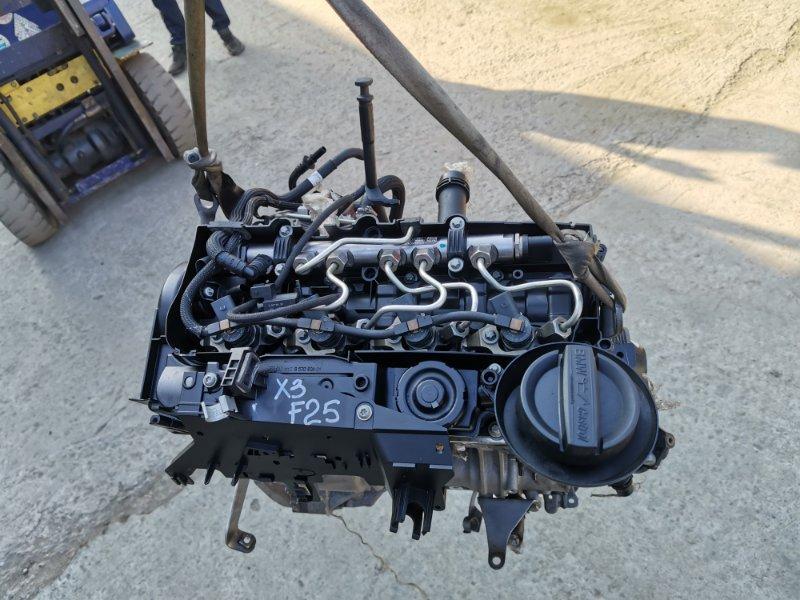 Двигатель Bmw X3 F25 N47D20 09.2013 (б/у)