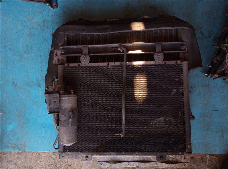 Радиатор основной Nissan Diesel BKR81E 4HL1-2 (б/у)