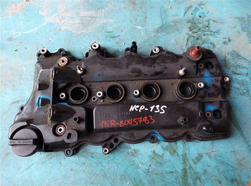Клапанная крышка Toyota Vitz NSP135 1NR-FE (б/у)
