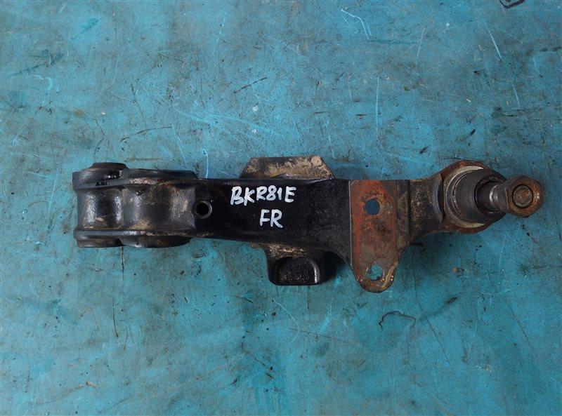 Рычаг Nissan Diesel BKR81E 4HL1-2 передний правый нижний (б/у)