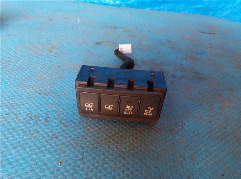 Кнопка управления задней шторкой Lexus Lx570 URJ201 3UR-FE (б/у)