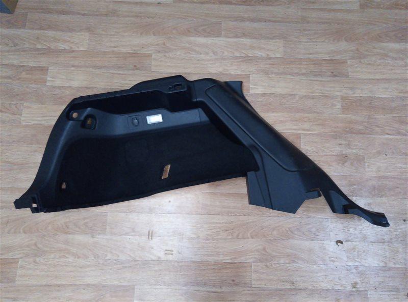 Обшивка багажника Lexus Nx300H AYZ15 2AR-FXE 02.2017 левая (б/у)