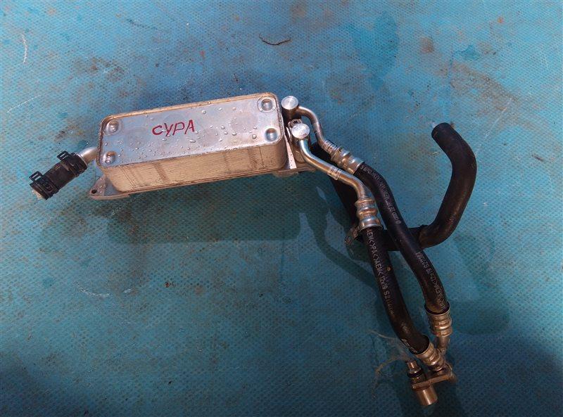Радиатор акпп Audi A6 4G2 CYPA (б/у)