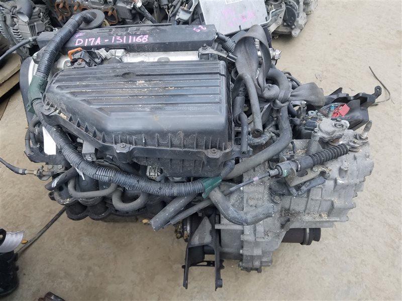 Двигатель Honda Civic EU3 D17A 1311168 (б/у)