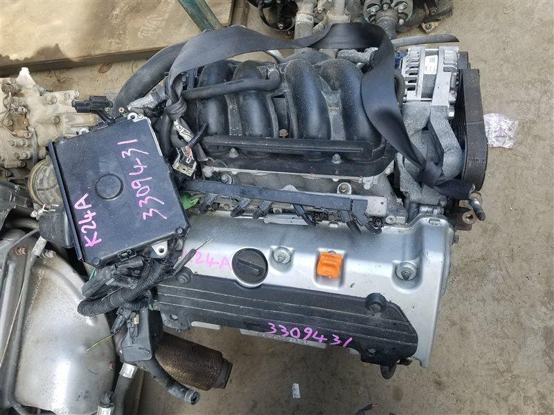 Двигатель Honda Odyssey RB3 K24A 3309431 (б/у)