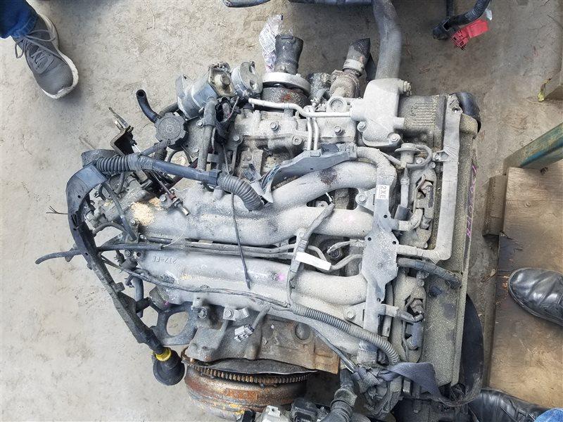 Двигатель Toyota Estima Emina TCR11 2TZ-FE 1303048 (б/у)