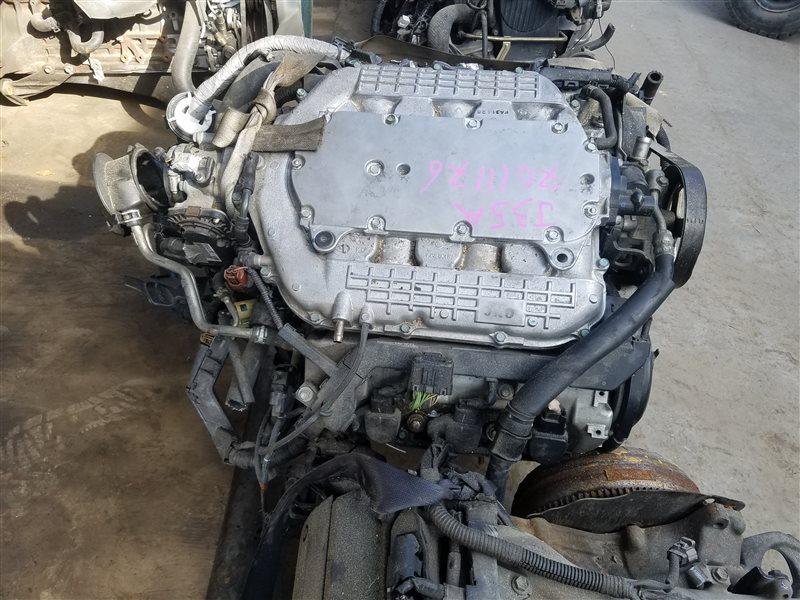 Двигатель Honda Legend KB1 J35A 7011176 (б/у)