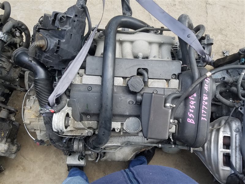 Двигатель Volvo V70 SW59 B5254T2 3177881 (б/у)